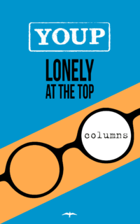Lonely at the top Youp van 't Hek